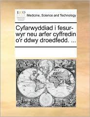 Cyfarwyddiad i fesur-wyr neu arfer cyffredin o'r ddwy droedfedd. ... - See Notes Multiple Contributors