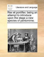 Rex Et Pontifex - Multiple Contributors