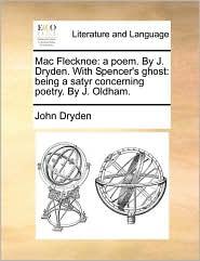 Mac Flecknoe - John Dryden