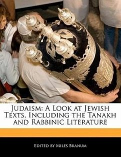 Judaism: A Look at Jewish Texts, Including the Tanakh and Rabbinic Literature - Wright, Eric Branum, Miles