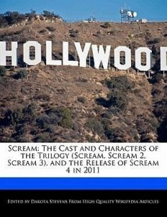 Scream: The Cast and Characters of the Trilogy (Scream, Scream 2, Scream 3), and the Release of Scream 4 in 2011 - Stevens, Dakota