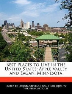 Best Places to Live in the United States: Apple Valley and Eagan, Minnesota - Stevens, Dakota