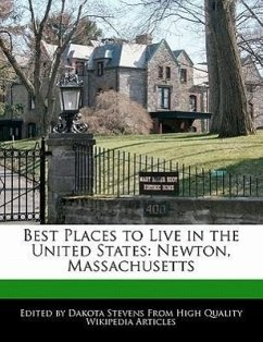 Best Places to Live in the United States: Newton, Massachusetts - Stevens, Dakota