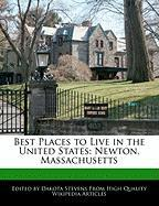 Best Places to Live in the United States: Newton, Massachusetts