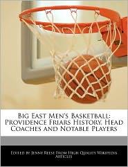 Big East Men's Basketball - Jenny Reese