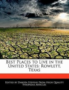 Best Places to Live in the United States: Rowlett, Texas - Stevens, Dakota