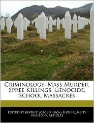 Criminology - Beatriz Scaglia