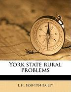 York State Rural Problems