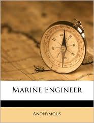 Marine Engineer - Anonymous