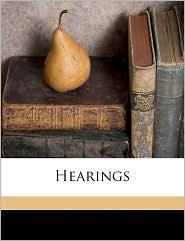 Hearings - William Stedman Greene
