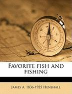 Favorite Fish and Fishing
