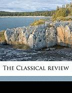 The Classical Review