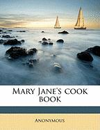 Mary Jane's Cook Book