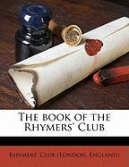 The Book of the Rhymers' Club