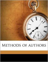 Methods Of Authors