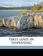 First Lines in Dispensing