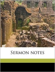 Sermon Notes - Robert Hugh Benson, C.C. Martindale