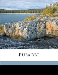 Rubaiyat - Edward Fitzgerald, Omar Khayyam, G and Son. bkp Norman CU-BANC