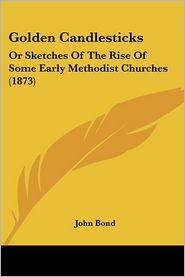 Golden Candlesticks - John Bond