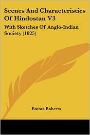 Scenes And Characteristics Of Hindostan V3 - Emma Roberts