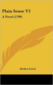 Plain Sense V2 - Alethea Lewis
