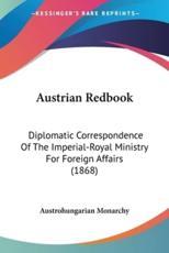 Austrian Redbook - Monarchy Austrohungarian Monarchy