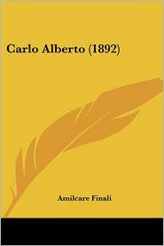 Carlo Alberto (1892) - Amilcare Finali