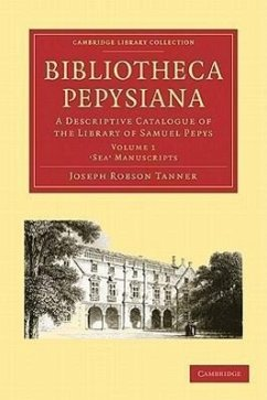 Bibliotheca Pepysiana, 4-Volume Set: A Descriptive Catalogue of the Library of Samuel Pepys - Carlton, William John