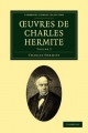 Oeuvres de Charles Hermite - Charles Hermite