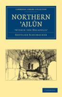 Northern 'Ajlun, 'Within the Decapolis'