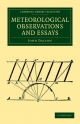 Meteorological Observations and Essays - John Dalton