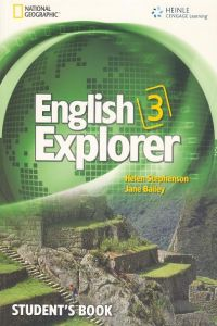 Eng.explorer international 3.(st+cd) - Stephenson, Helen