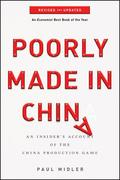 Paul Midler: Poorly Made in China