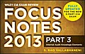 Wiley CIA Exam Review Focus Notes, Part 3, Internal Audit Knowledge Elements - S. Rao Vallabhaneni