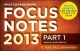 Wiley CIA Exam Review 2013 Focus Notes - S. Rao Vallabhaneni