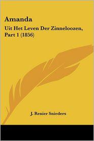 Amanda - J. Renier Snieders