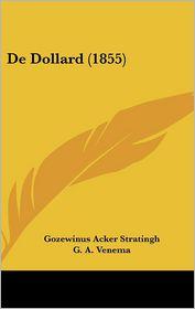 De Dollard (1855) - Gozewinus Acker Stratingh, G.A. Venema