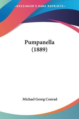 Pumpanella (1889) - Michael Georg Conrad
