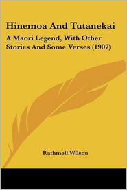Hinemoa And Tutanekai - Rathmell Wilson