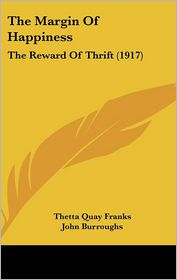 The Margin Of Happiness - Thetta Quay Franks