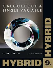 Calculus of a Single Variable, Hybrid [With Access Code] - Larson, Ron / Edwards, Bruce H.