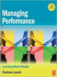 Managing Performance - Corinne Leech