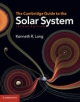 Cambridge Guide to the Solar System - Kenneth R. Lang