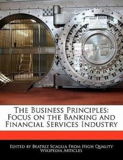 The Business Principles: Focus on the Banking and Financial Services Industry - Scaglia, Beatriz
