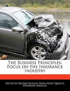 The Business Principles: Focus on the Insurance Industry - Scaglia, Beatriz