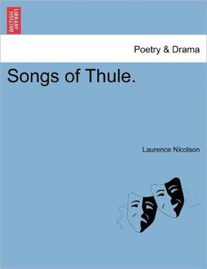 Songs Of Thule.