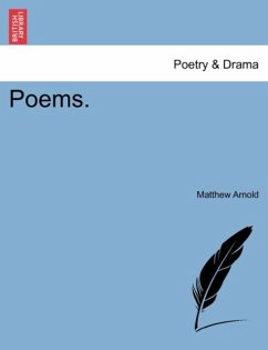 Poems. - Arnold, Matthew