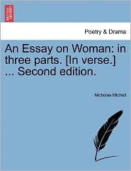An Essay On Woman - Nicholas Michell