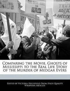 Comparing the Movie, Ghosts of Mississippi to the Real Life Story of the Murder of Medgar Evers - Hockfield, Victoria