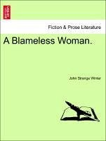 A Blameless Woman. - Winter, John Strange
